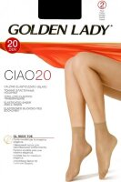 GOLDEN LADY Ciao 20 (2 пары)