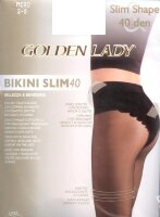 GOLDEN LADY Bikini Slim 40