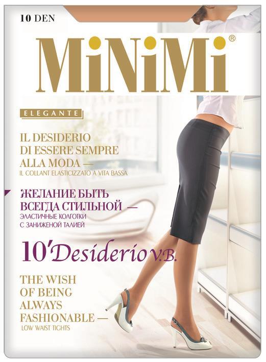 КОЛГОТКИ MINIMI DESIDERIO 10